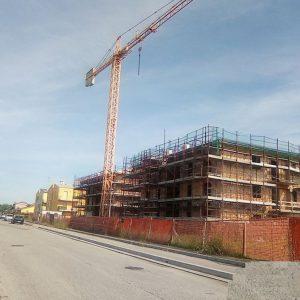 High rotation tower cranes | Euromontaggi GRU